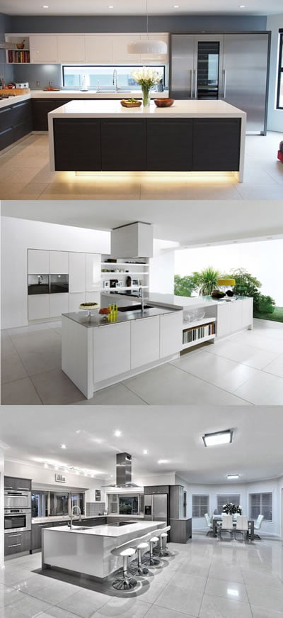 Kitchen Renovation Rose Bay